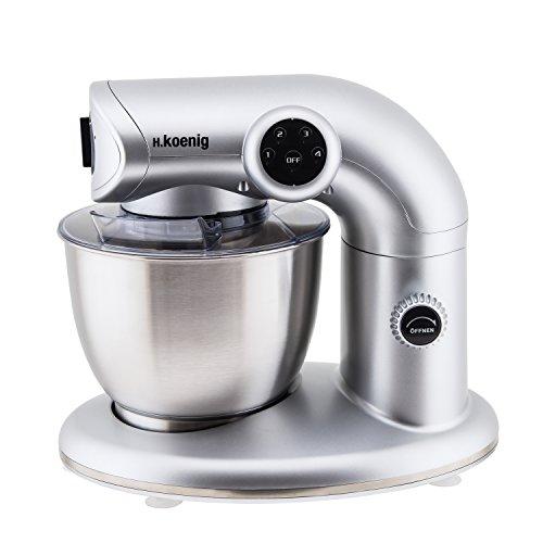 HKoenig-KM80-Robot-de-cocina-multifuncin-batidora-amasadora-1000-W-5-l