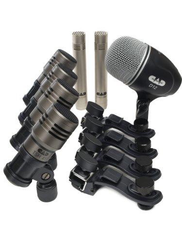 Cad Audio Touring7 Premium 7-Piece Drum Microphone Pack