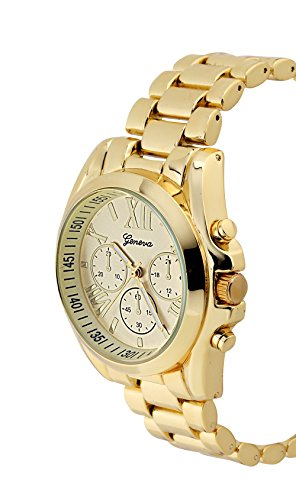 fathers-day-gift-geneva-yellow-gold-tone-classic-round-mens-watch-faux-chronograph-design-metal-band