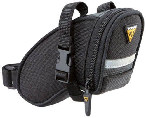 Topeak Aero Wedge Packs Saddle Bag (Size: Micro) Seat Pack front-713591