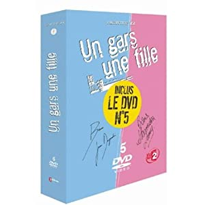 Best of Un gars, Une fille - Volumes 1 à 5 - Coffret 5 DVD