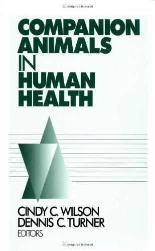 Animales de compañía en la salud humana (descubrimientos)