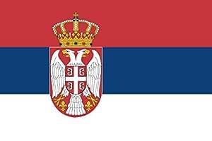magFlags Serbie Drapeau § 200x300cm
