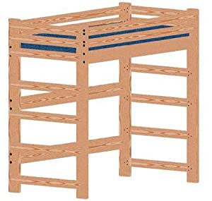 Bed Woodworking Plan (not a bed) or Bunk Bed Woodworking Plan to Build ...