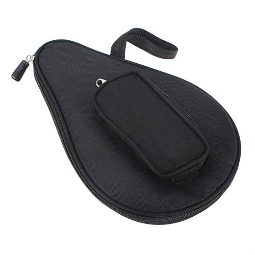 CAMTOA Table Tennis Racket Cover Case Ping Pong Table Tennis Paddle Case ( NOT Included THE Table Tennis Racket )