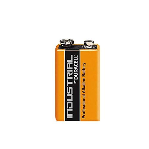 Nouvelle batterie d'origine Piles Duracell MN1604 Alcaline PP3 9 V industrielle remplace Procell