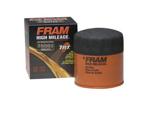 Fram HM3614 High Mileage Oil Filter (Pack of 2) (Oil Filters 3614 compare prices)