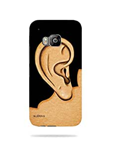 alDivo Premium Quality Printed Mobile Back Cover For HTC ONE M9 / HTC ONE M9 Back Case Cover (MKD128)