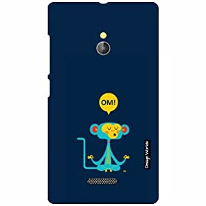 Design Worlds Nokia XL RM-1030/RM-1042 Back Cover - Yoga Designer Case and Covers
