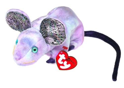 Ty Beanie Babies - Zodiac Rat - 1