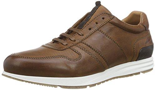Marc O'PoloSneaker - Scarpe da Ginnastica Basse Uomo , Marrone (Braun (brandy 723)), 43