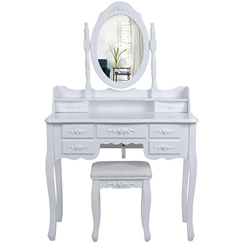 Buy dressing tables online uk page 2 of 4 manor furniture for Miroir 90 x 40