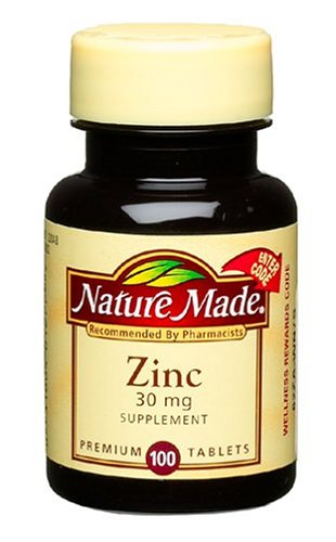 Nature Made Zin...