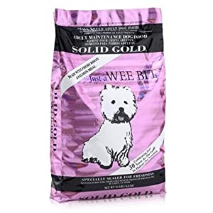 Solid Gold Just A Wee Bit Adult Small Breed (Bison) Dry Dog Food from Solid Gold Health Products for Pets, Inc.