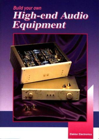 High End Audio Equipment