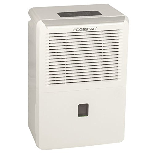 EdgeStar 50 Pint Portable Dehumidifier - White (Kenmore 70 Pint Dehumidifier compare prices)
