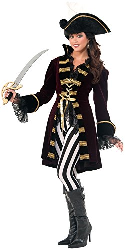 Forum Novelties Women's Captain Morgana Costume