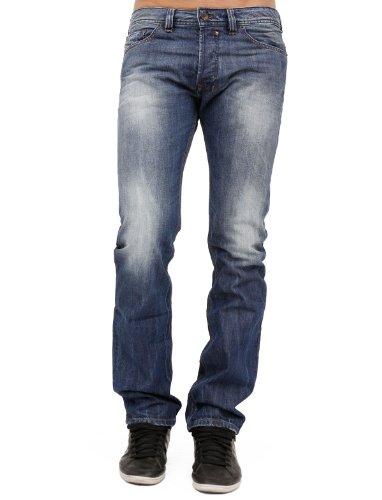 Diesel Safado 885r Between Straight And Slim Blue Man Jeans Men - W28l32