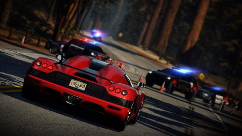Need for Speed Hot Pursuit  galerija