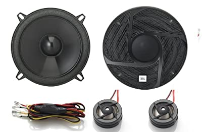 JBL GT6-5C 13 cm 2-Wege Komponenten Autolautsprecher von JBL Elektronik bei Reifen Onlineshop