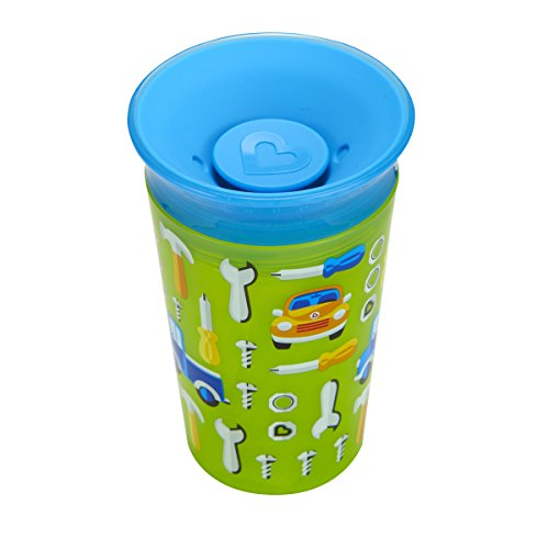 munchkin-miracle-360-degree-deco-sippy-cup-266-ml-green-car