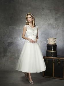 Vestidos De Novia 2015 Wedding Dresses A Line White Garden Bride Gowns