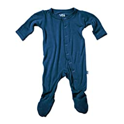 KicKee Pants Footie in Twilight, 18-24M
