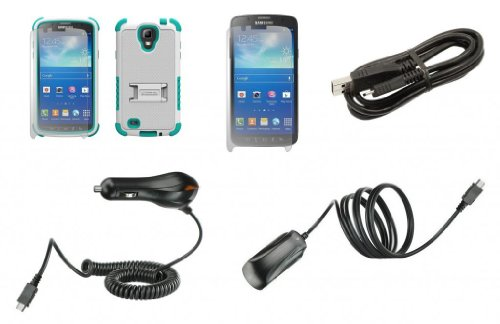 Samsung Galaxy S4 Active - Accessory Kit - White