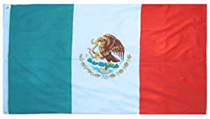 Special Offer....Mexico National Flag 5ft x 3ft