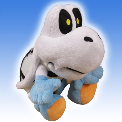 "Super Mario 10"" Dry Bone Plush - 1"
