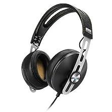 buy New Sennheiser 506266 Momentum Around Over-Ear Stereo Audio Headphones Aeg Black- Puner Store