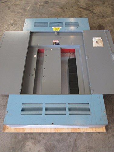 Square D 1200 Amp 3P 4W 600 V Mlo Type Hcw I-Line Panel Board Hcw326812N 250 Vdc