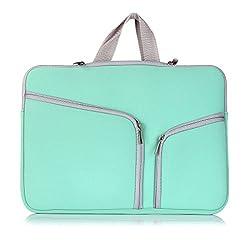 Laptop Sleeve,Go Crazzy Zipper Briefcase Soft Neoprene Handbag Sleeve Bag Cover Case for MACBOOK PRO 13.3 inch Retina