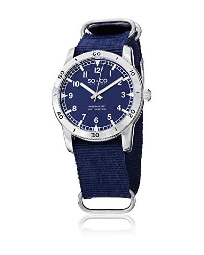 SO&CO Reloj 5018A.1 Azul