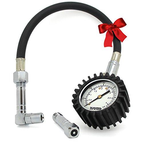 tiretek-flexi-pro-manometro-pressione-pneumatici-per-moto-e-auto-ad-angolo-retto-mandrini-60-psi