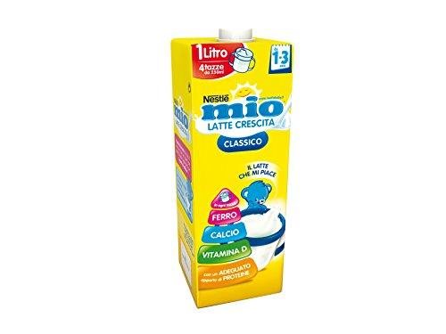 NESTLÉ LATTE MIO Classico Latte per la Crescita liquido da 1 anno brik 1l
