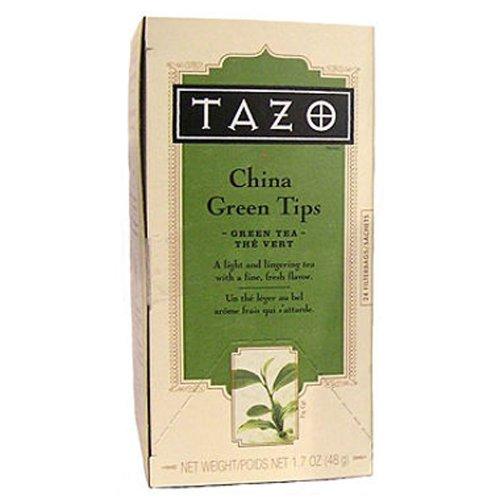 Scs Tazo Tea Bags - China Green - 24 Ct. - 6 Pk.