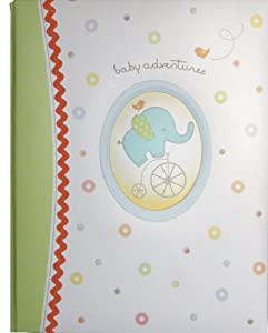 Carter's Keepsake Memory Book of Baby's First Years, Menagerie