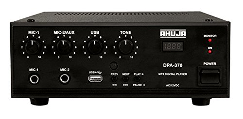 AHUJA-DPA-370-Amplifier-With-USB