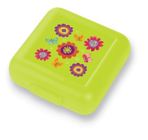 Crocodile Creek Flower Garden Sandwich Keeper - 1