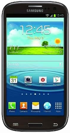 Samsung Galaxy S III 4G Android Phone, Brown 16GB (Verizon Wireless)