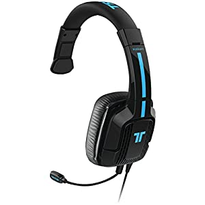 TRITTON Kaiken Mono Chat Headset for PlayStation 4, PlayStation Vita, and Mobile Devices by Tritton