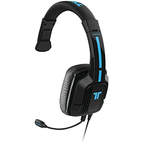 Tritton Kaiken Mono Chat Headset For Playstation 4, Playstation Vita, And Mobile Devices