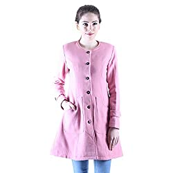 Owncraft pink coat for women