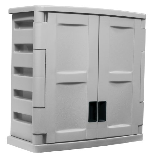 Images for Suncast C2800G Utility 2 Door Wall Cabinet