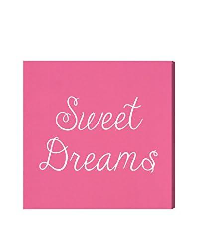 "Olivia's Easel Kids' Sweet Dreams Canvas Art, Multi, 20"" x 20"""
