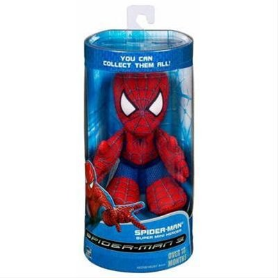 Buy Low Price Marvel Spider-Man 3 – Super Mini Heroes: Spider-Man Figure (B002Q6EBCO)