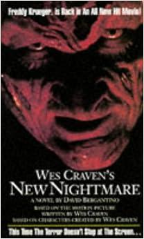 wes cravens new nightmare tor books david bergantino