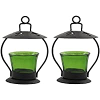 Heaven Décor Tealight Candle Holder Set Of 2 - B01IT1UIBW