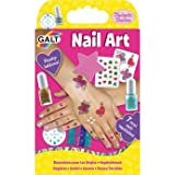 Sparkling Galt Nail Art Craft Kit - Cleva Edition H8' Bundle